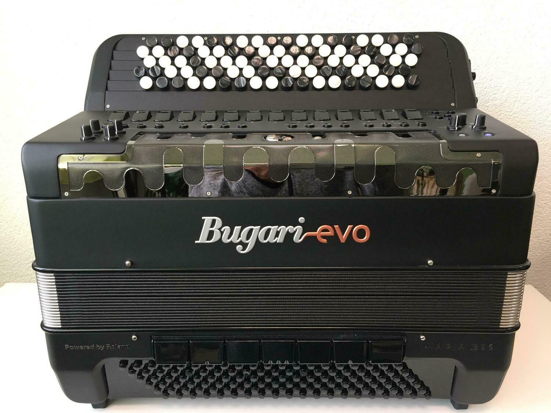 Bugari Evo B55 Silk Black