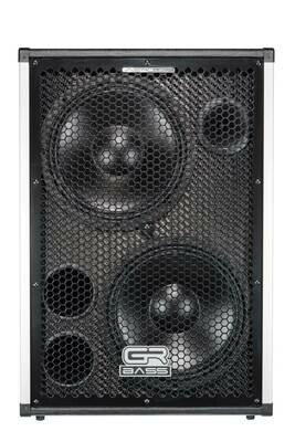 """GR Bass AT212, carbon cabinet 2x12"""" 700w, 4 ohm"""