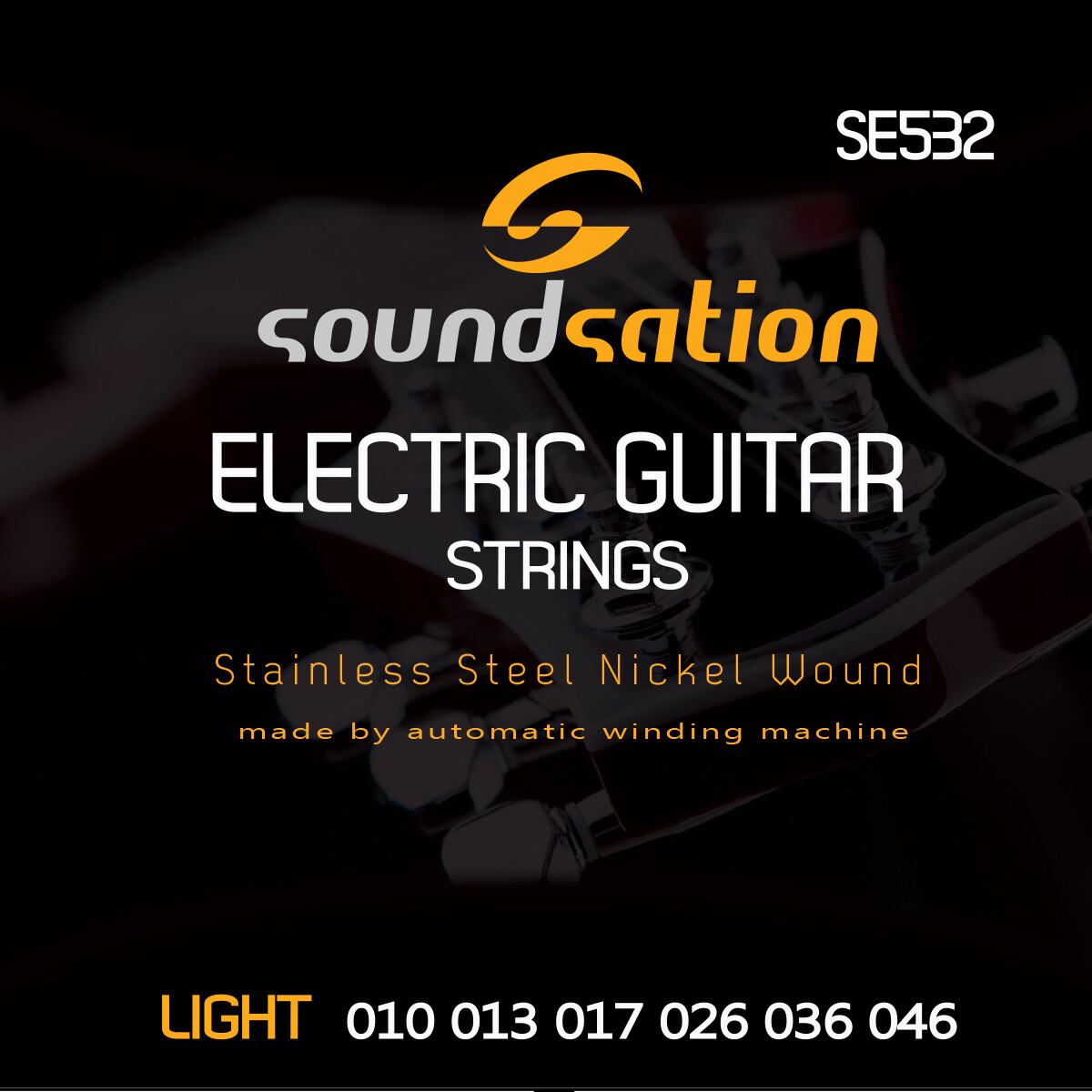 Electric Guitar String  light SE532
