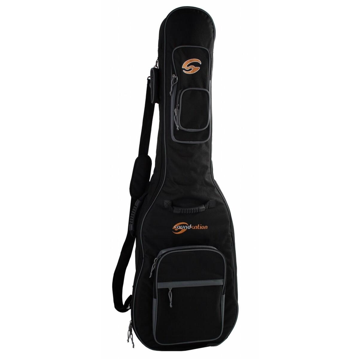 SBG-30-EB Tasche für BASS Gitarre mit 30mm Polsterung