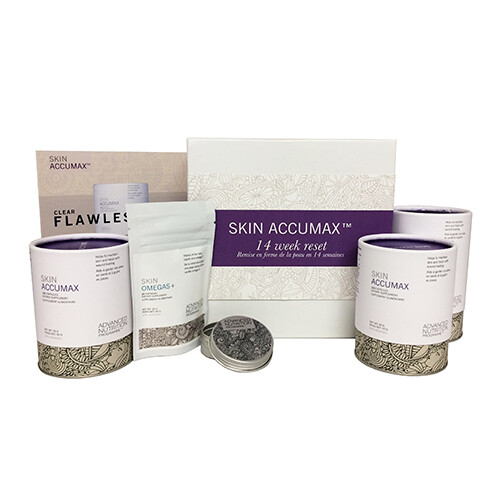 Skin Accumax Reset Kit