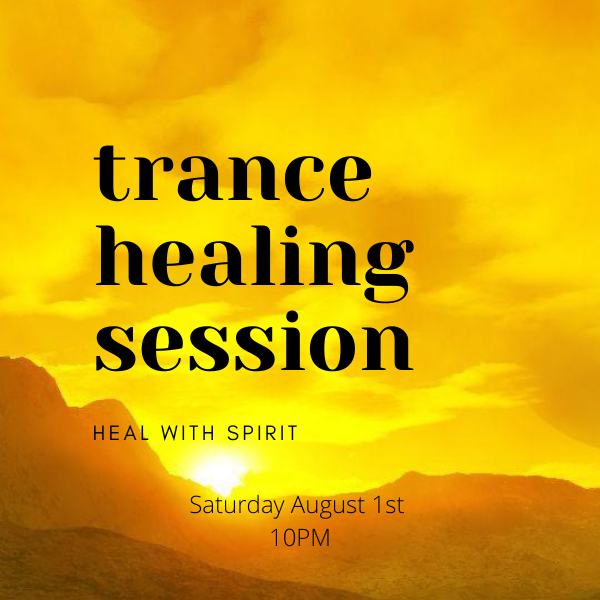 Trance Healing Session