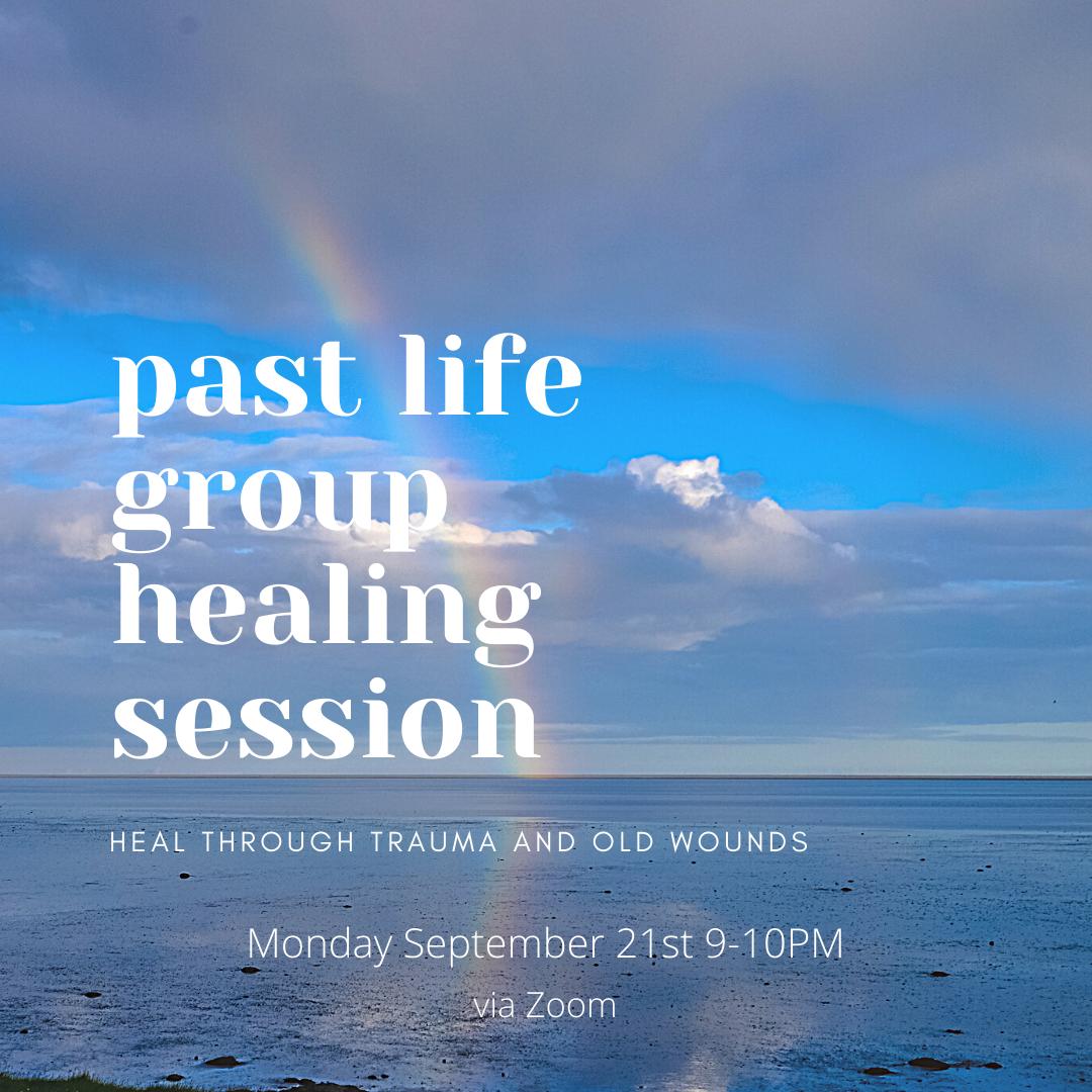 Past Life Group Healing