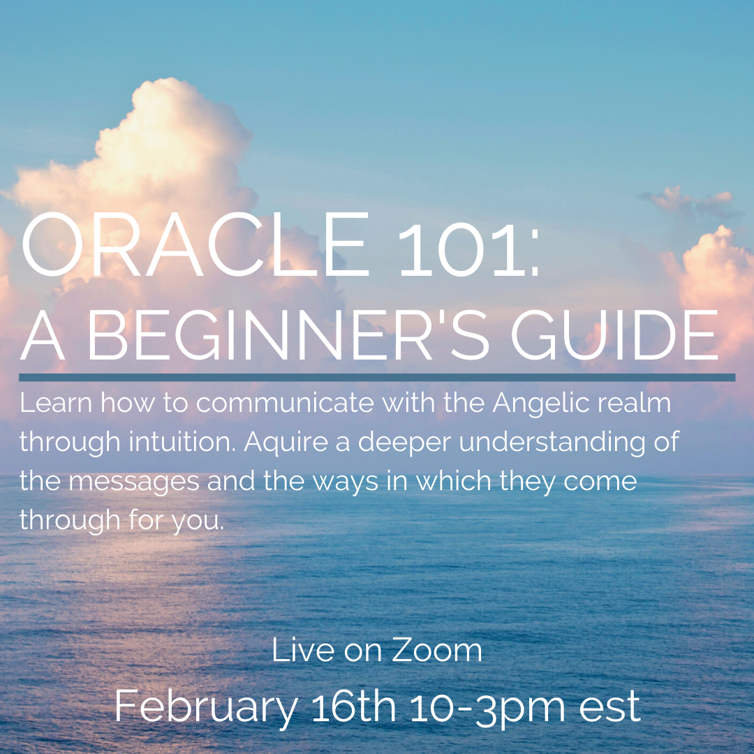 Oracle 101: A Beginner's Guide Feb 16