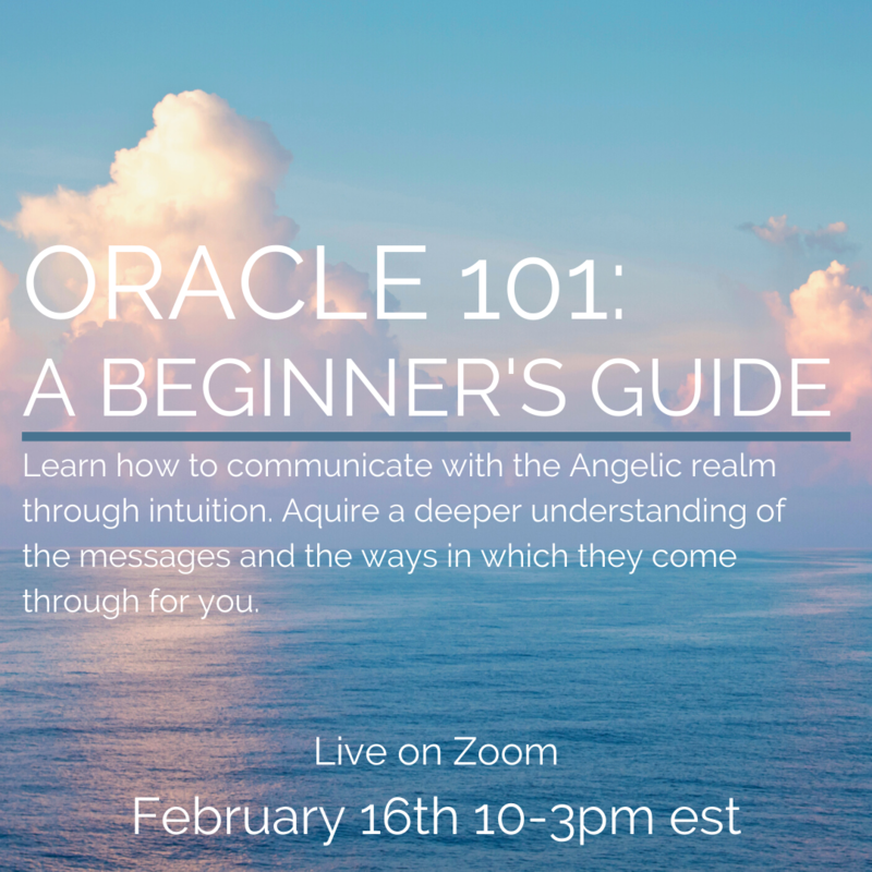 Oracle 101: A Beginner's Guide Feb 16