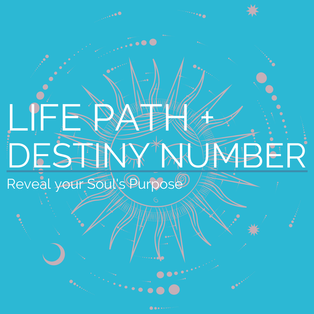 Life Path + Destiny Number