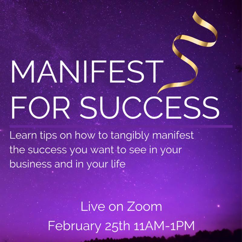 Manifest for Success Feb 25
