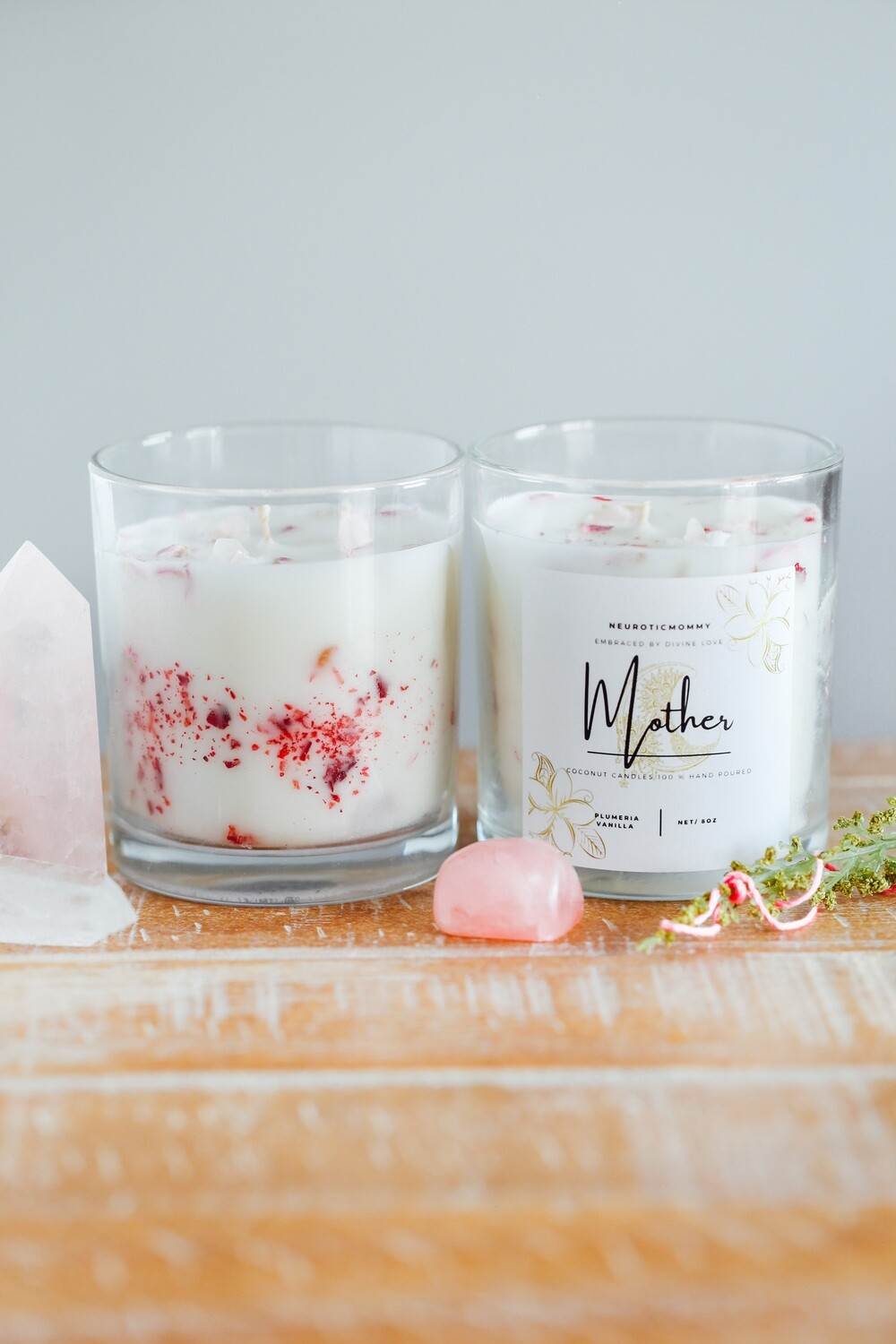 Mother - Divine Love Candle