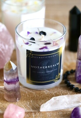 Mother Realm - Protected + Divinely Guided Candle