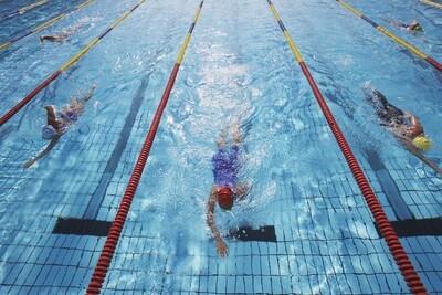 Kolam Renang Olympic Pool 50 X 25 Meter
