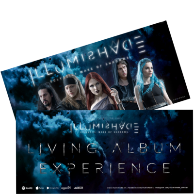 Living Album Experience - Digital Ticket