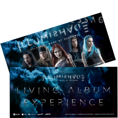 Living Album Experience - Digital Ticket & Video Message