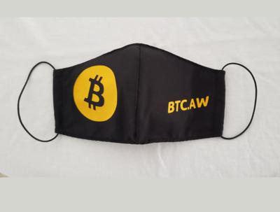 Bitcoin Protective Mask