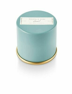 Magnolia Home Dwell Candle Tin
