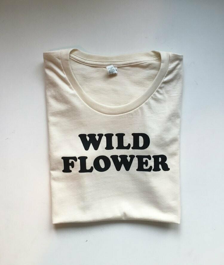 Wild Flower Women's Tee