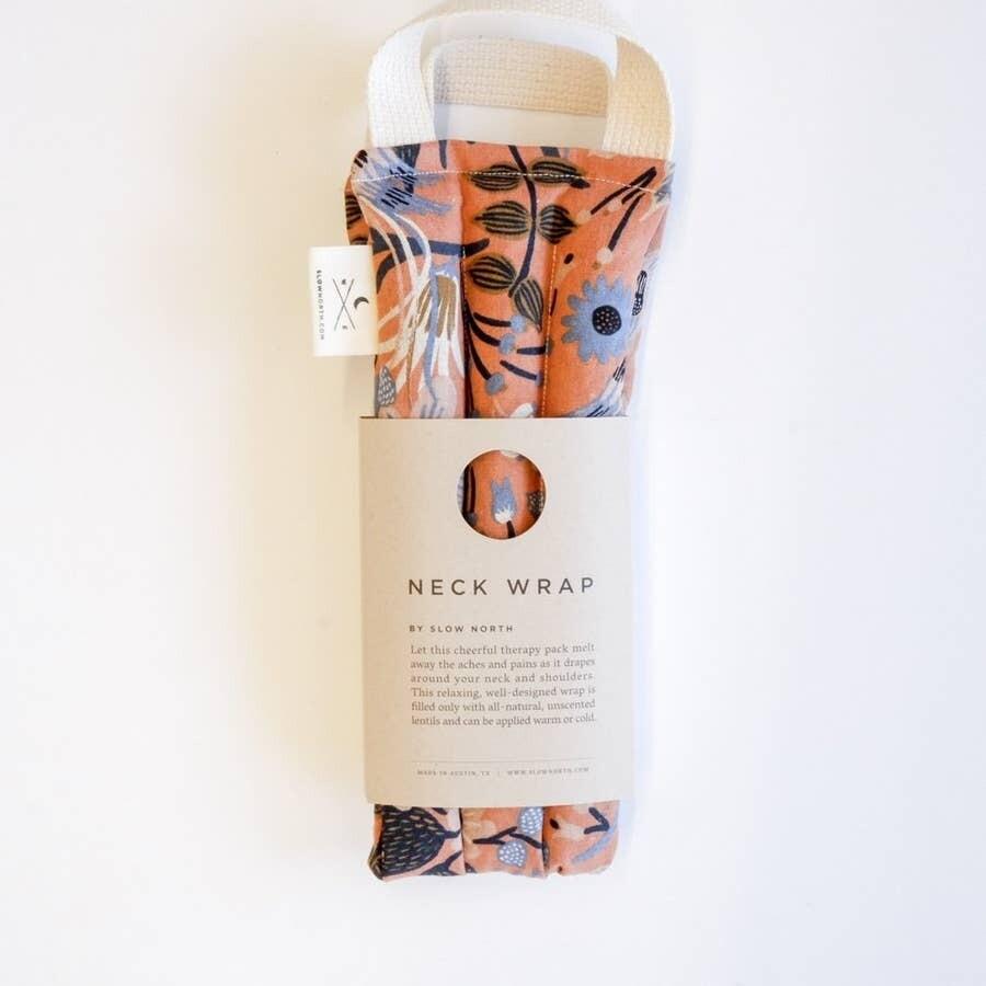 Neck Wrap Therapy Pack - Folk Birds