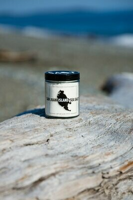 San Juan Island Sea Salt - Natural Salt
