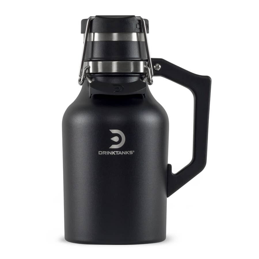 Vacuum Insulated Stainless Steel Growler - 32 oz