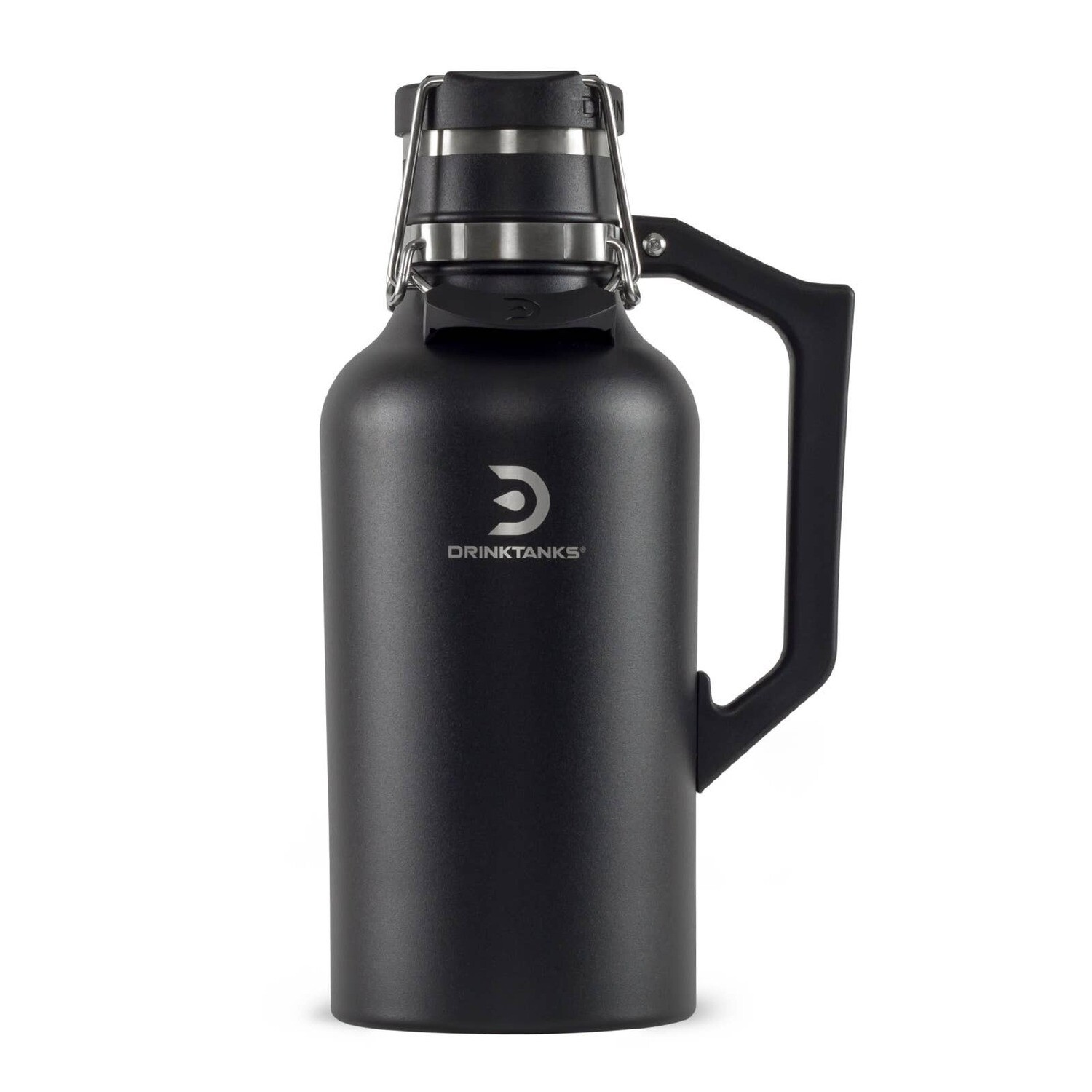 Vacuum Insulated Stainless Steel Growler 64 oz