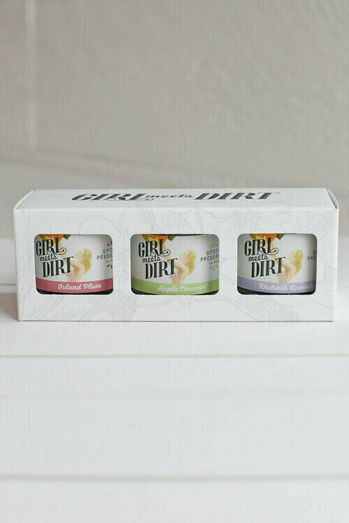 Mini Jams Gift Set