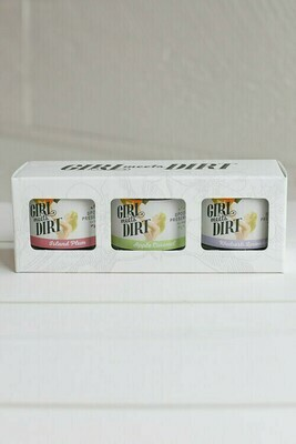 Mini Jams Gift Set