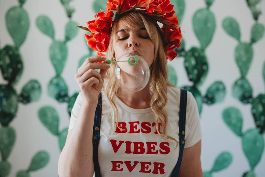Best Vibes Ever Tee