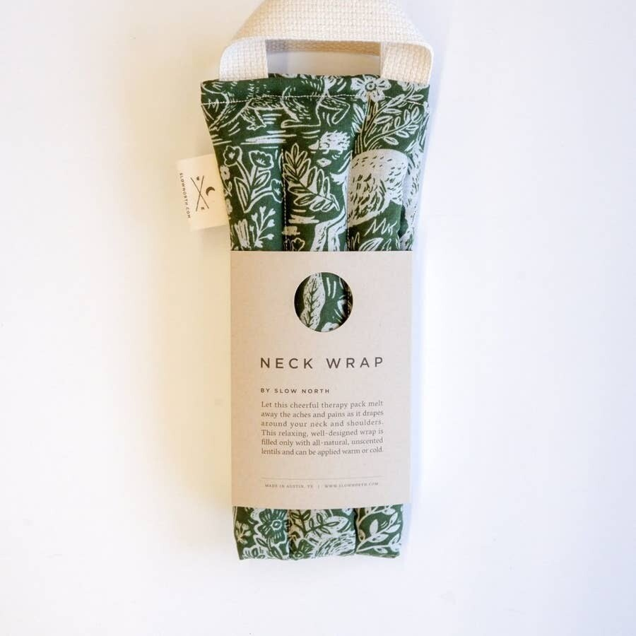 Neck Wrap Therapy Pack - Fable