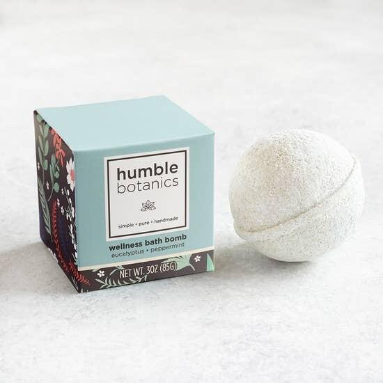 Wellness Bath Bomb