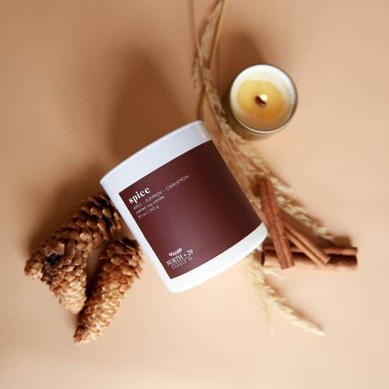 Spice Soy Candle