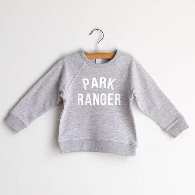 Park Ranger Kids Sweatshirt