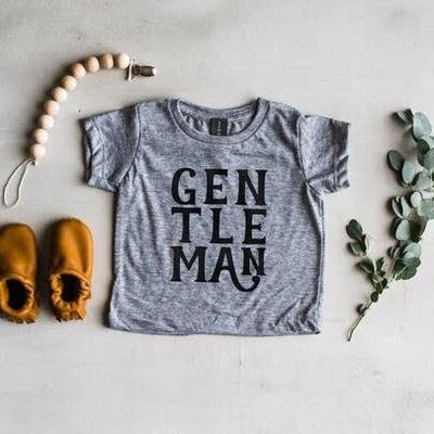 Gentleman Kids T-Shirt