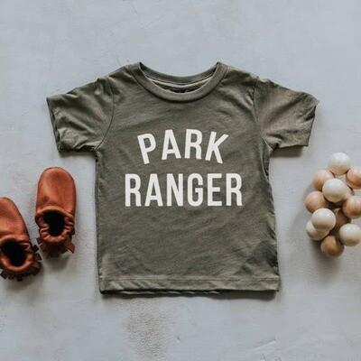 Park Ranger Olive T-Shirt