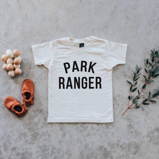 Park Ranger Organic Kid's T-Shirt
