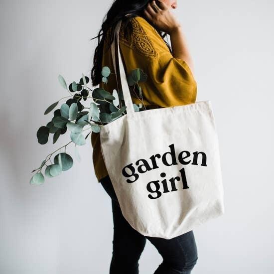 Garden Girl Tote