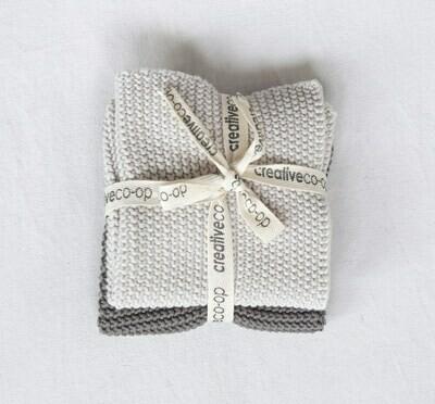 Knit Washcloths