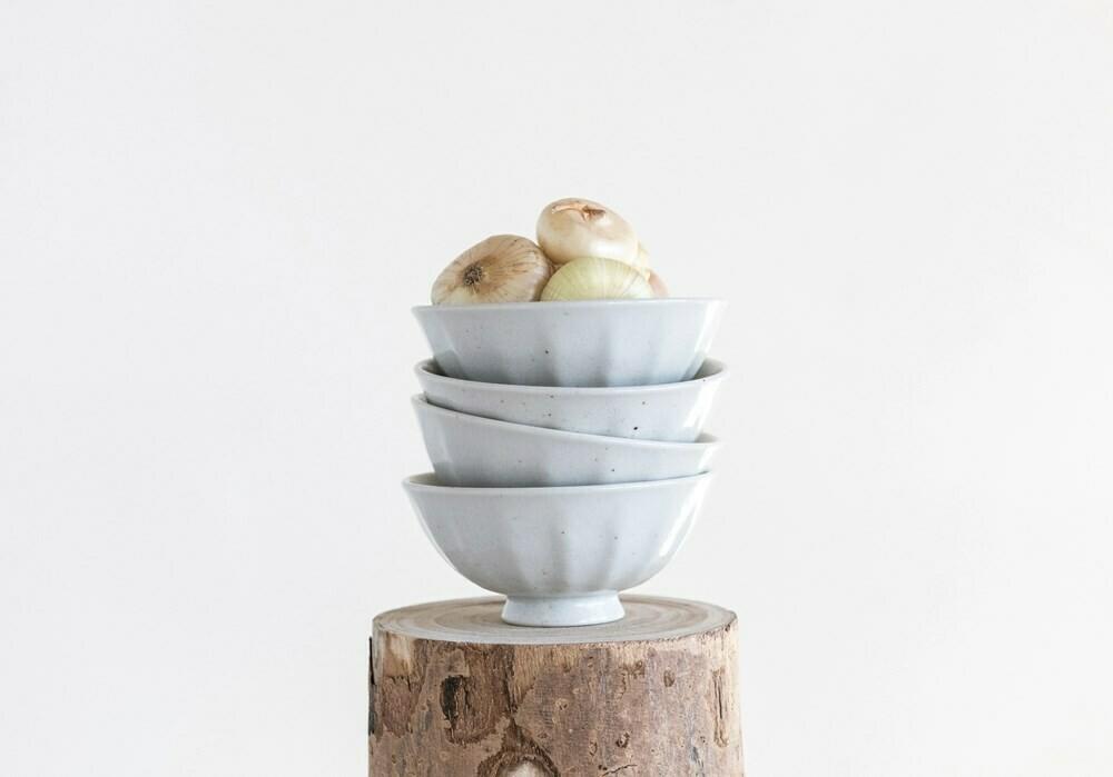 Porcelain Latte Bowl