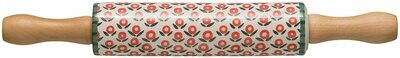Floral Print Rolling Pin