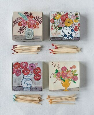 Flower Matches