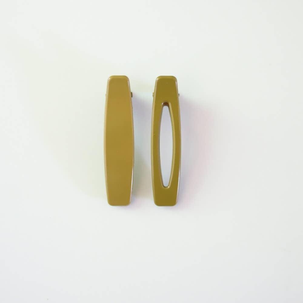 Lani Clip in Olive
