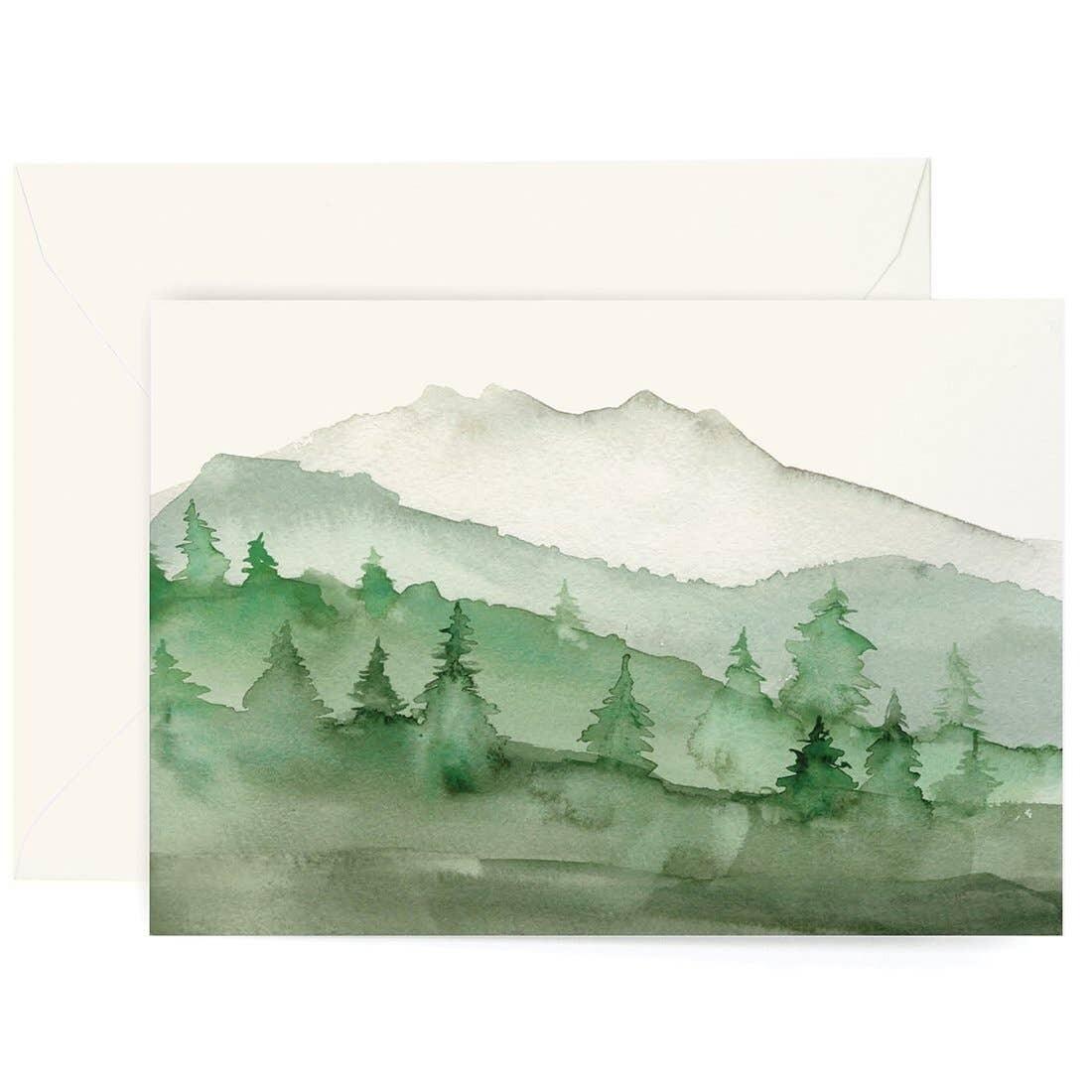 Green Mountain Card Box Set