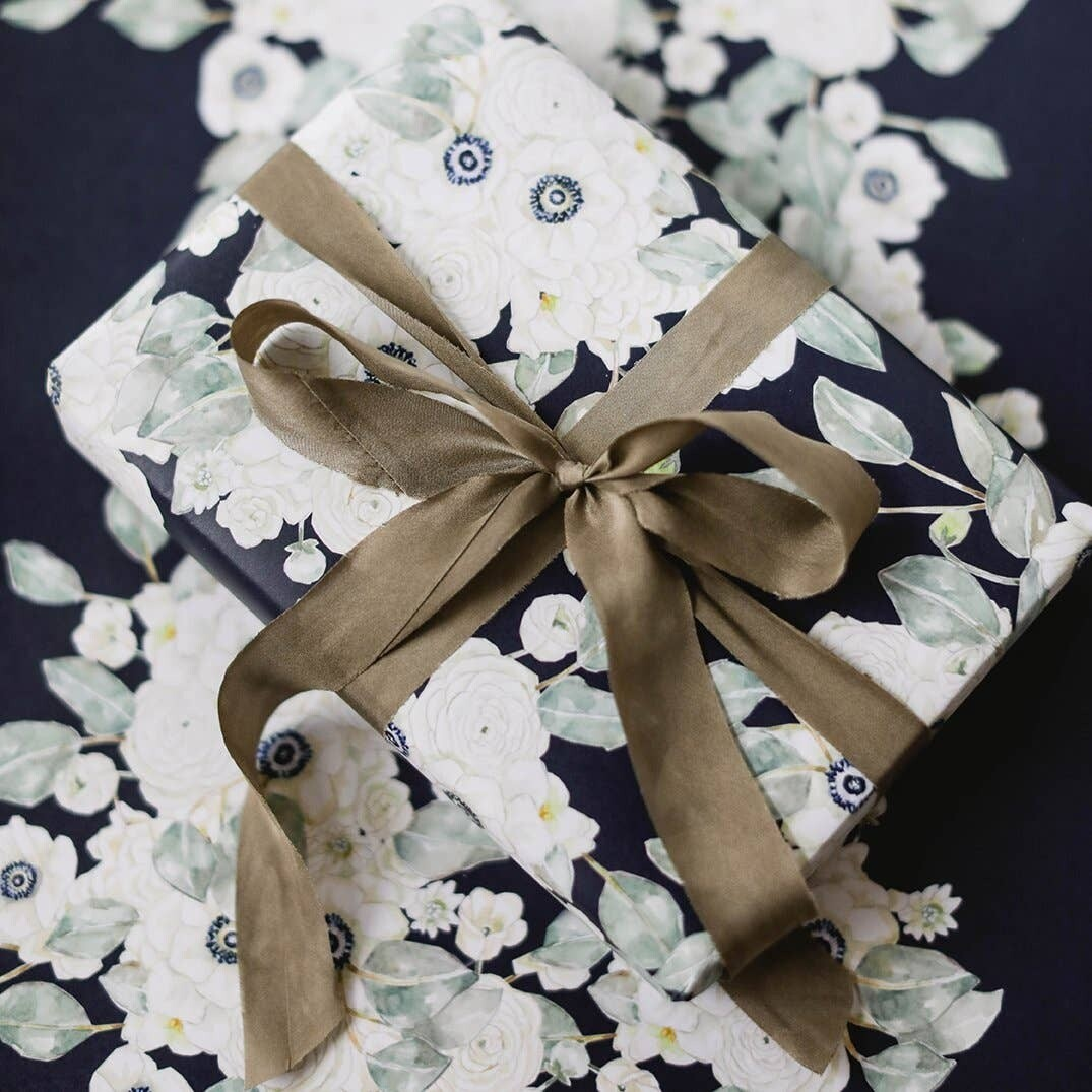 Anemone Vibe Gift Wrap Roll