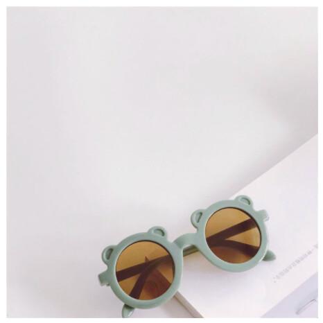 Baby Bear Kids Glasses - Sage