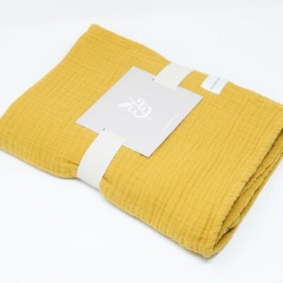 Olive & Loom Baby Blanket - Honey