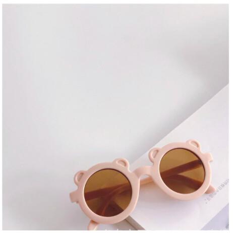 Baby Bear Kids Glasses - Light Pink