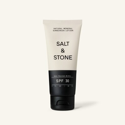 SPF 30 Natural Mineral Sunscreen Lotion