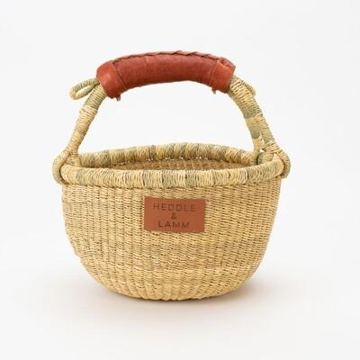 Mini Bolga Basket - Child's Size