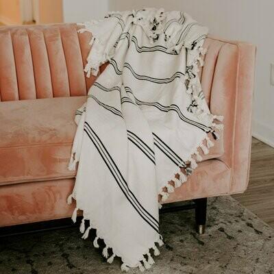 Taylor Turkish Blanket -