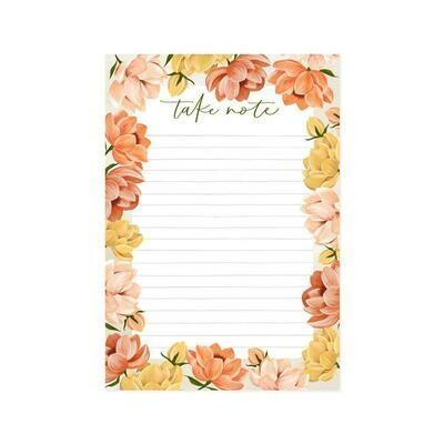 Take Note Petaluma Notepad