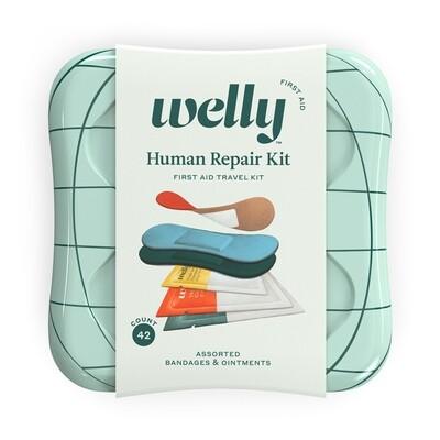 Human Repair Kit - FIRST AID TRAVEL KIT