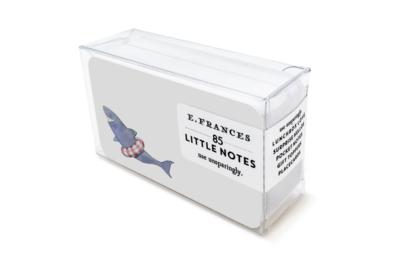 Sharkie Little Notes